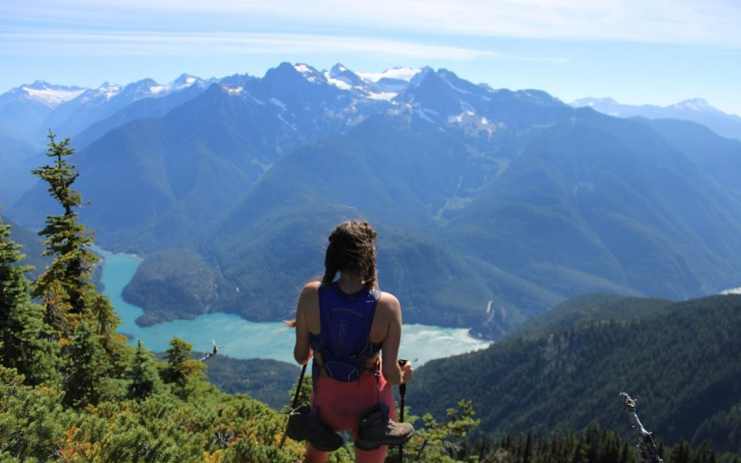North Cascades National Park Labor Day Weekend 2020